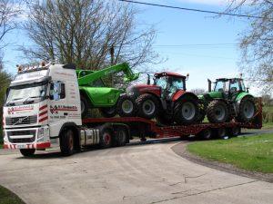 r-c-boreham-transport-haulage-low-loader-tractor