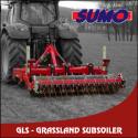 Sumo GLS Grassland Subsoiler Cultivator