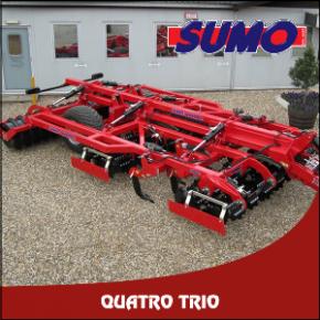 Sumo Quatro Trio Cultivator
