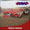 Sumo Trailed Mixidisc Cultivator