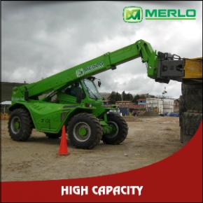 Merlo High-Capacity Telehandler