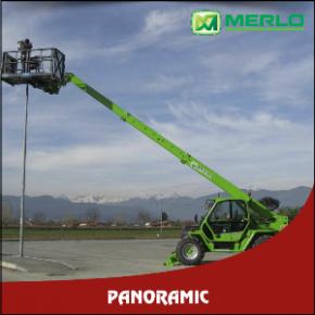 Merlo Panoramic Telehandler