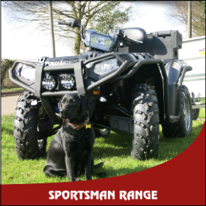 Polaris Sportsman ATV