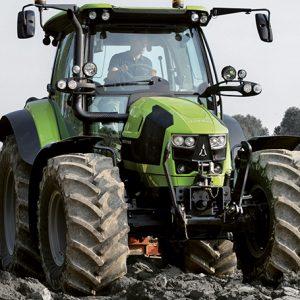 Buy Deutz Fahr 5 Series Tractor from R C Boreham & Co, Chelmsford, Essex