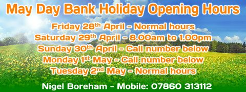 r-c-boreham-may-day-bank-holiday-2017-opening-hours