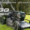 New franchise EGO Power Plus