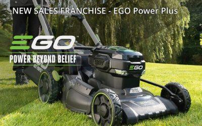 New Franchise EGO Power Plus
