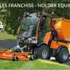 New franchise Holder Equipment