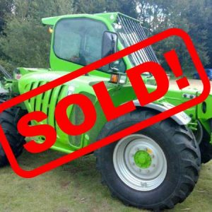 Merlo MF30.6 Multifarmer Telehandler - R C Boreham & Co, Essex