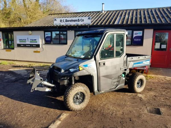 Polaris Brutus Diesel Utility Vehicle for sale at R C Boreham & Co, Chelmsford, Essex CM3 1HU