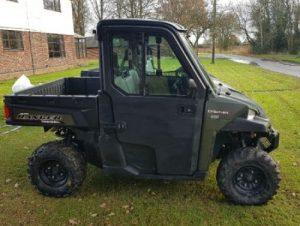 Polaris Ranger 1000D Utility Vehicle for sale at R C Boreham & Co, Chelmsford, Essex