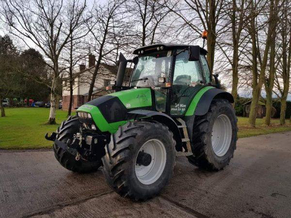 Deutz M420 Tractor for sale at R C Boreham & Co, Chelmsford, Essex, CM3 1HU