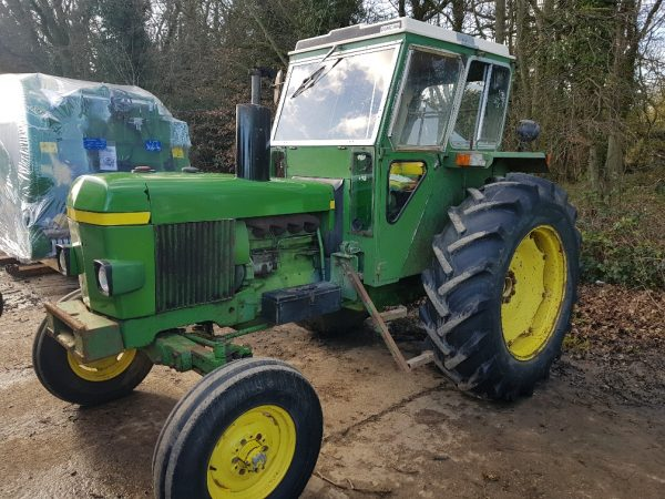 John Deere 2130 Tractor for sale at R C Boreham & Co, Chelmsford, Essex, CM3 1HU