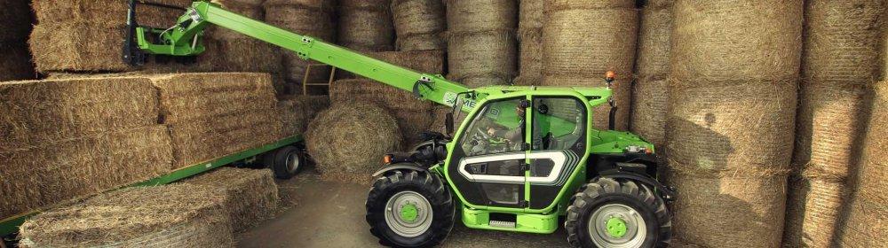 Merlo Telehandlers Agricultural