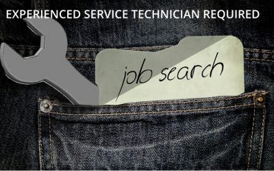 Experienced Service Technician Required