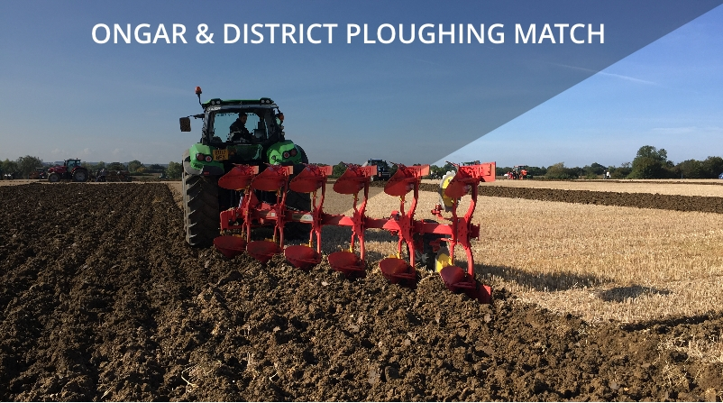 Ongar & District Ploughing Match