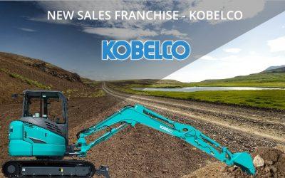 New Sales Franchise Kobelco Mini Excavators
