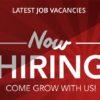 Latest Job Vacancies