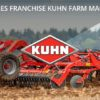 New sales franchise Kuhn Farm Machinery