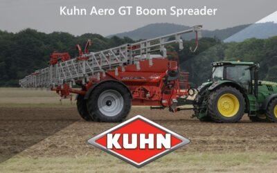 New Kuhn Aero GT Boom Spreader